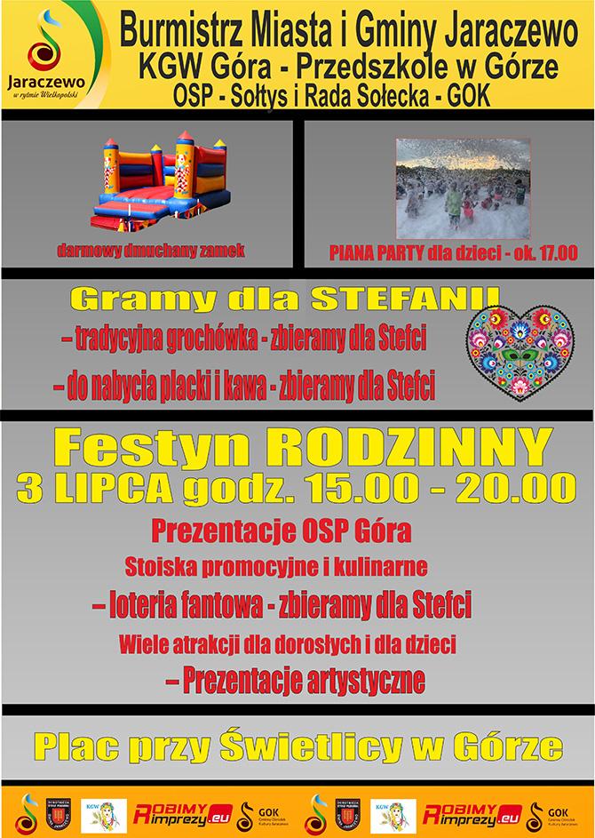 Festyn Rodzinny – Góra